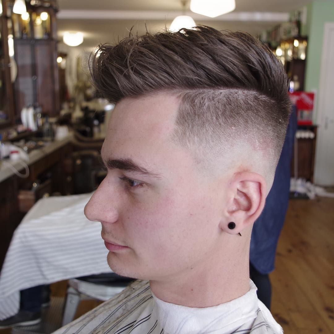 Barber Haircut Menhairstyle Mensfashion Menshair Barbier Laren Hilversum Barbershopconnect Knippen Menstyle Beard Life Beard Styles Mens Hairstyles