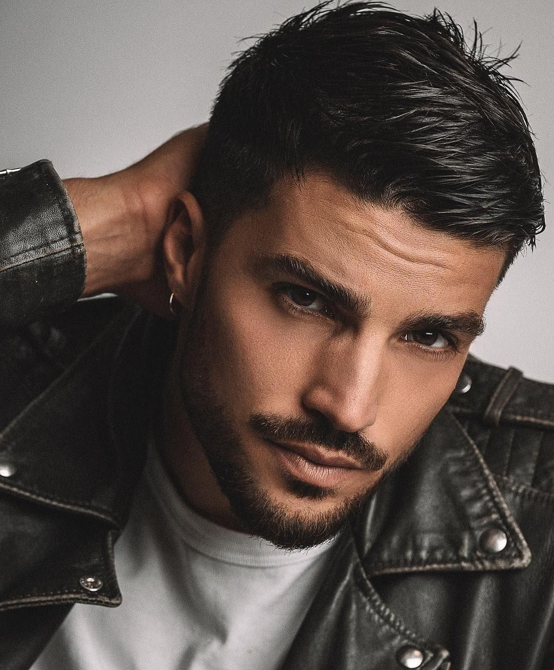 Jagged West Beautiful Men Faces Mens Hairstyles Short Mens Hairstyles