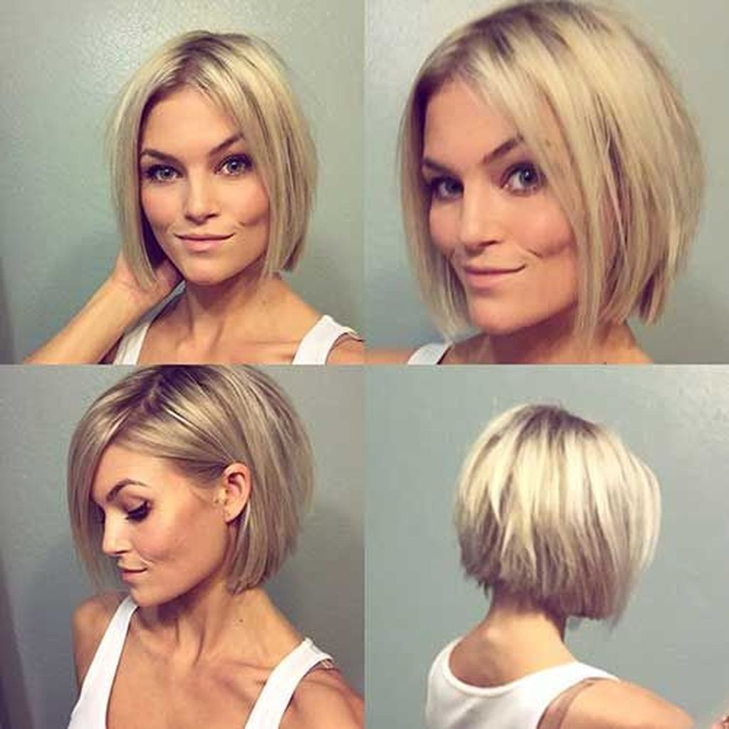 Pin By Kelly Marcus On Hairstyles Short Thin Hair Thin Hair Styles For Women Blonde Bob Hairstyles