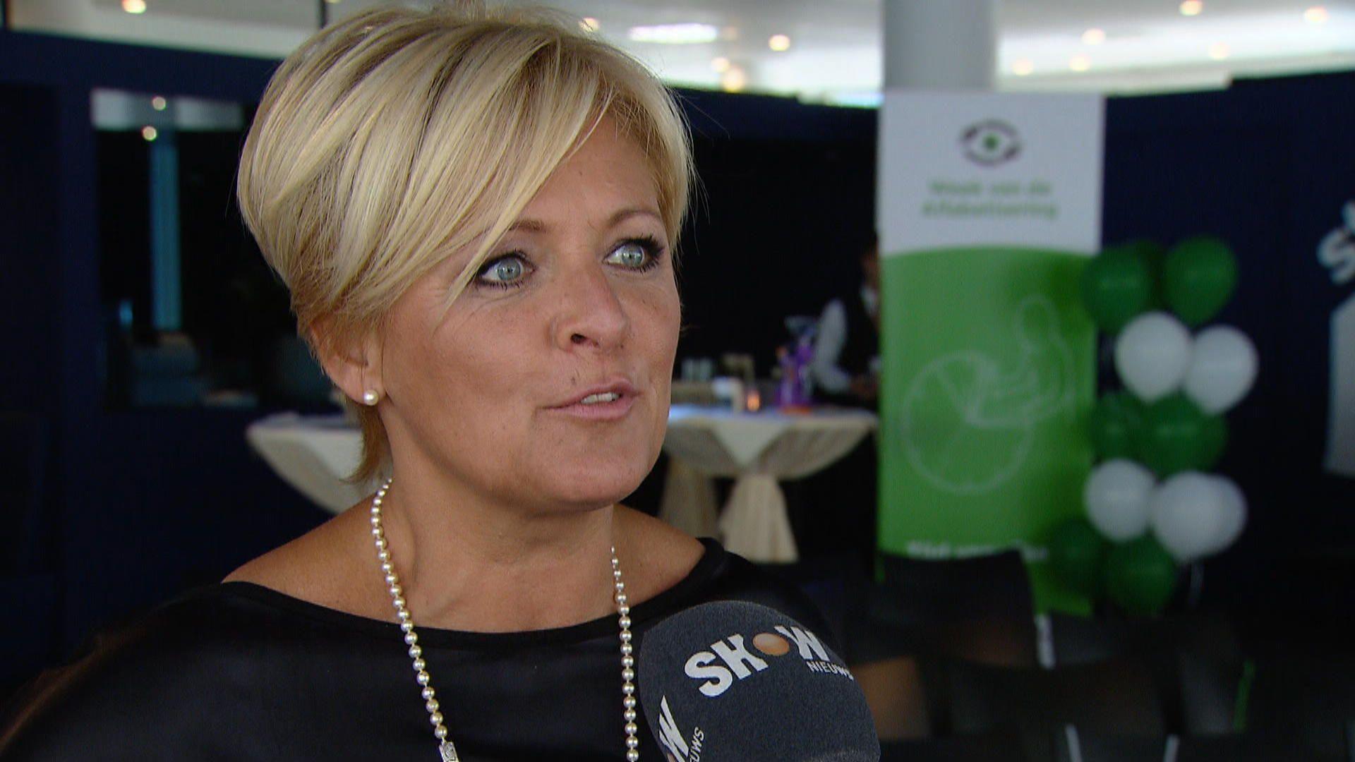 Caroline Tensen Nieuw Kapsel Kapsels Korte Kapsels Dames Kapsels Dun Haar