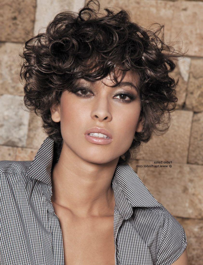 Image Result For Curly Hair Round Bob Korte Krullen Kort Kapsel Voor Krullend Haar Korte Kapsels Met Krullen