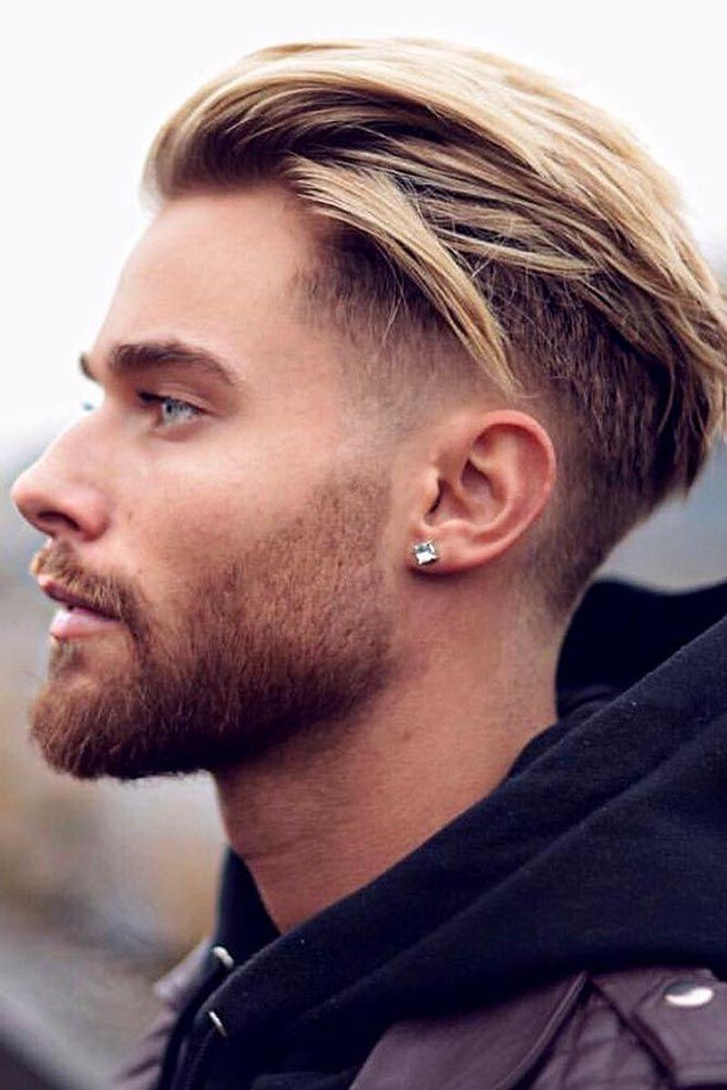 46 Excellent Hairstyle Ideas For Men 2020 Excellent Hairstyle Hairstylesformen2020 Idea Mannenkapsels Lang Haar Kapsels Kapselideeen