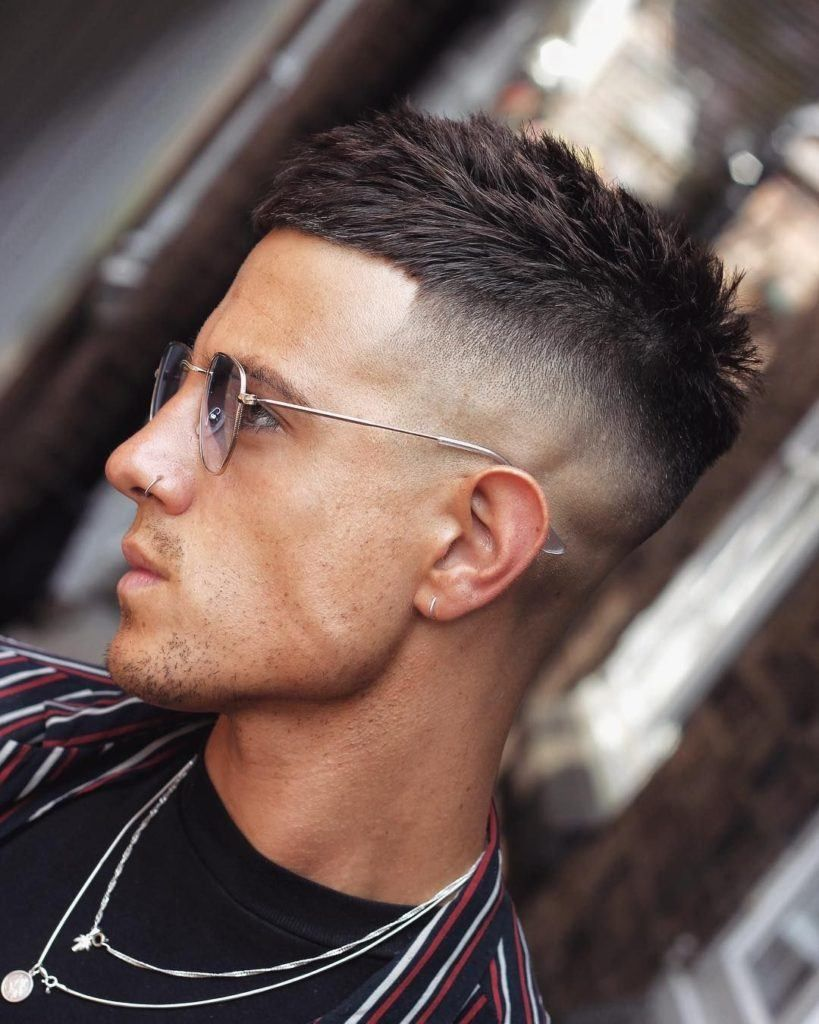 French Crop Fade 2019 Mens Haircuts Short Mens Hairstyles Short Short Textured Haircuts