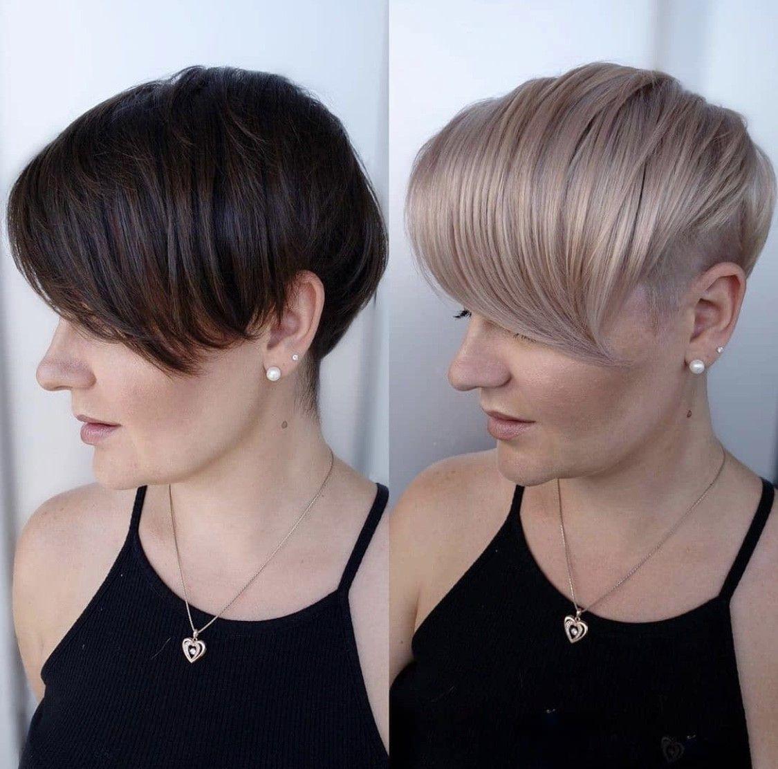 Korte Dameskapsels Kapsels Kort Haar