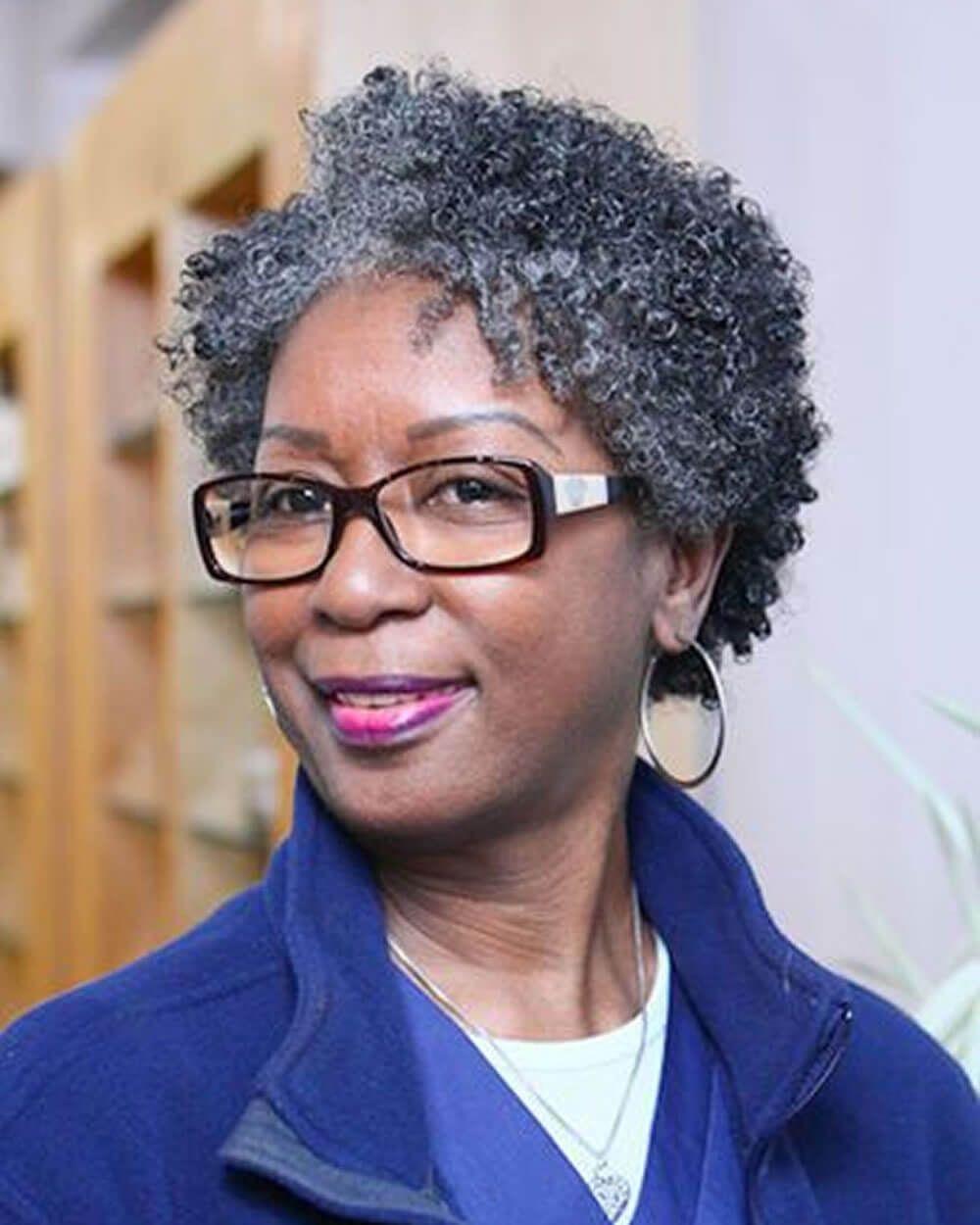 Korte Kapsels Dames Afro American