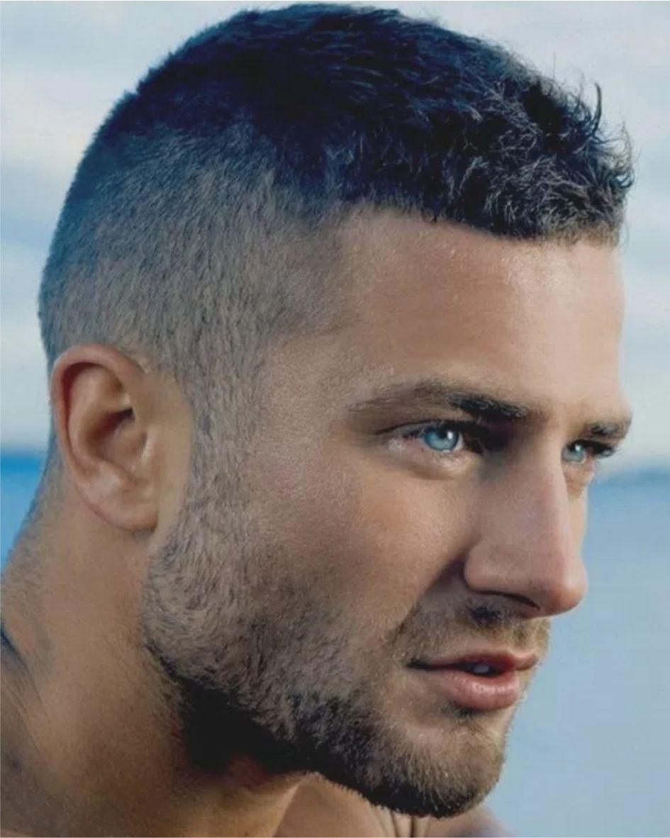 Mooie Kapsels Mannen Kort Haar
