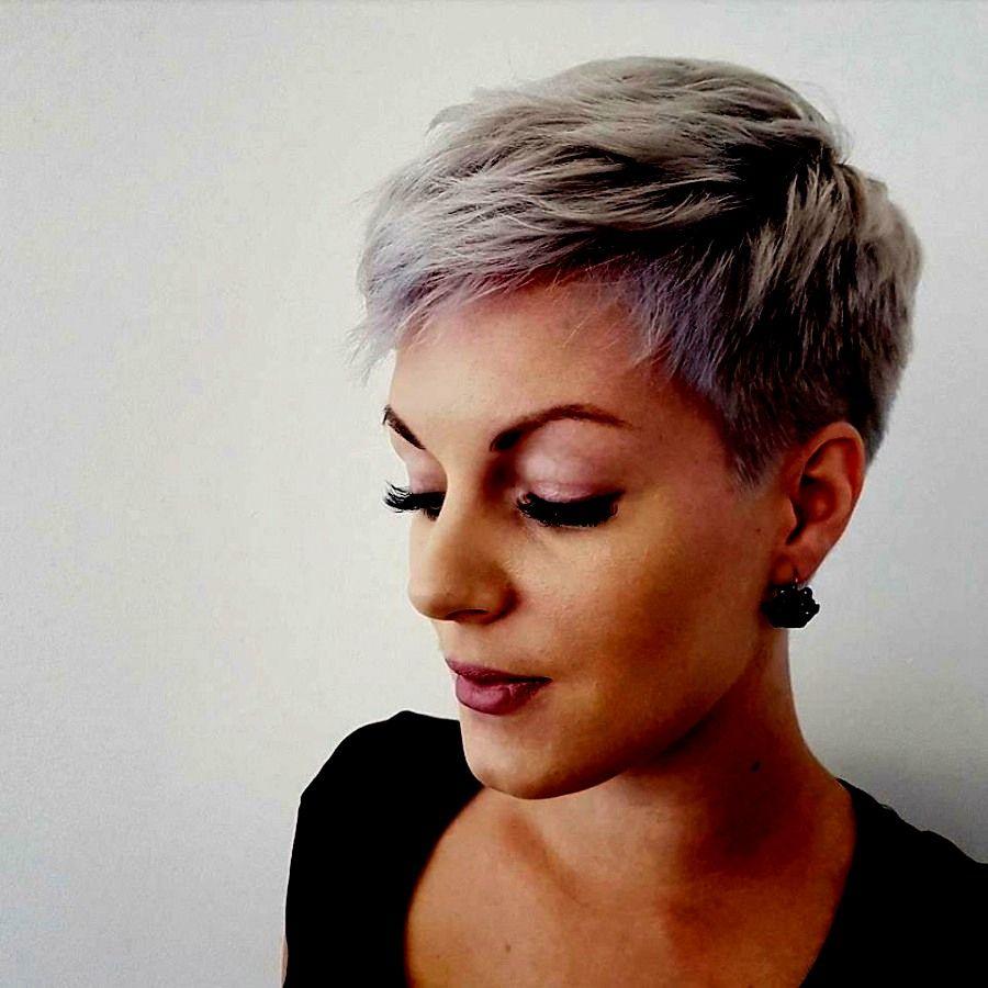 Pittige Korte Kapsels 2019 Dun Haar