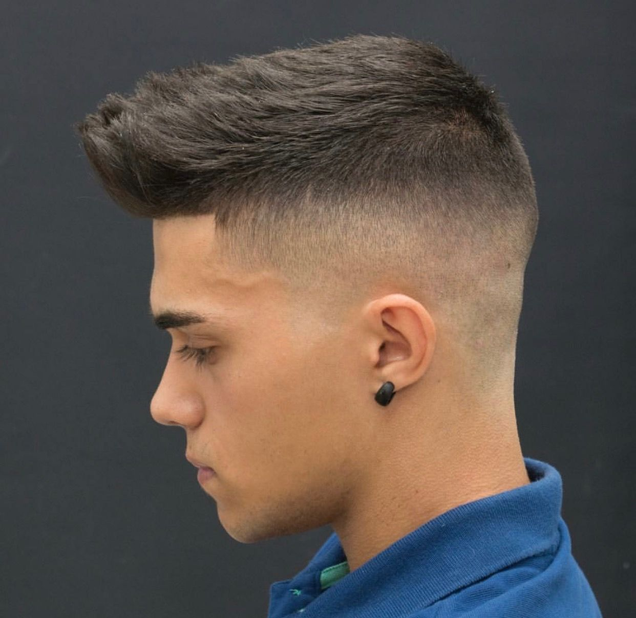 Pin By More On Men S Hairstyles Short Textured Hair Textured Hair Mens Haircuts Short