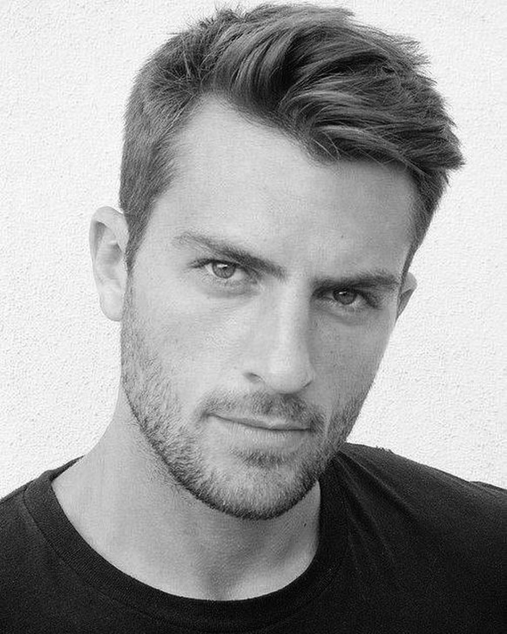 20 Lovely Hairstyles For Men With Thin Hair Mens Haircuts Short Mens Hairstyles Short Short Hair Lengths