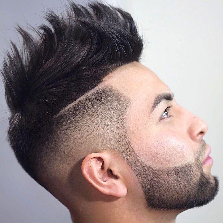 Pin Van Selena Serati Op Men Hair