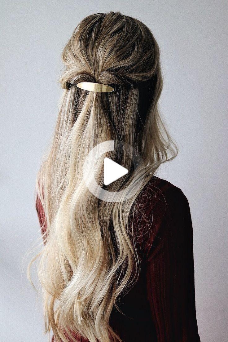 Fall Haartrends Easy Fall Kapsels In 2020 Kapsels Eenvoudige Kapsels Haartrends