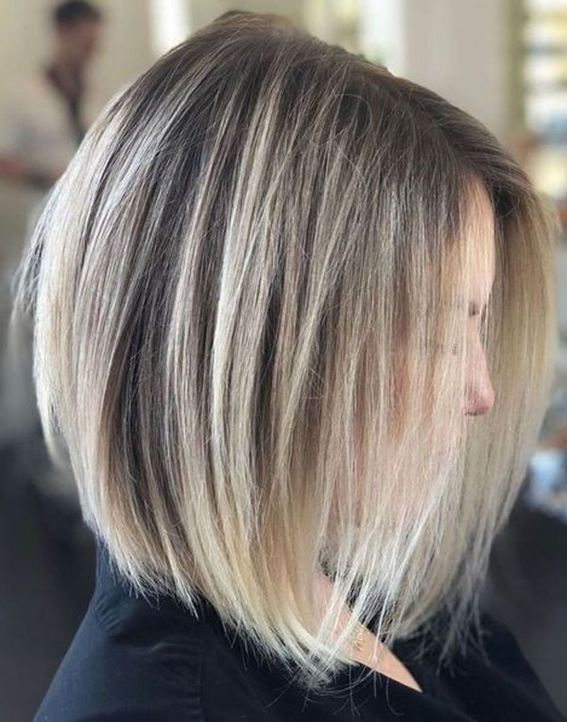 44 Cute Bob Hairstyles For Thin Hair Medium Length Hair Styles Hairstyles For Thin Hair Hair Styles