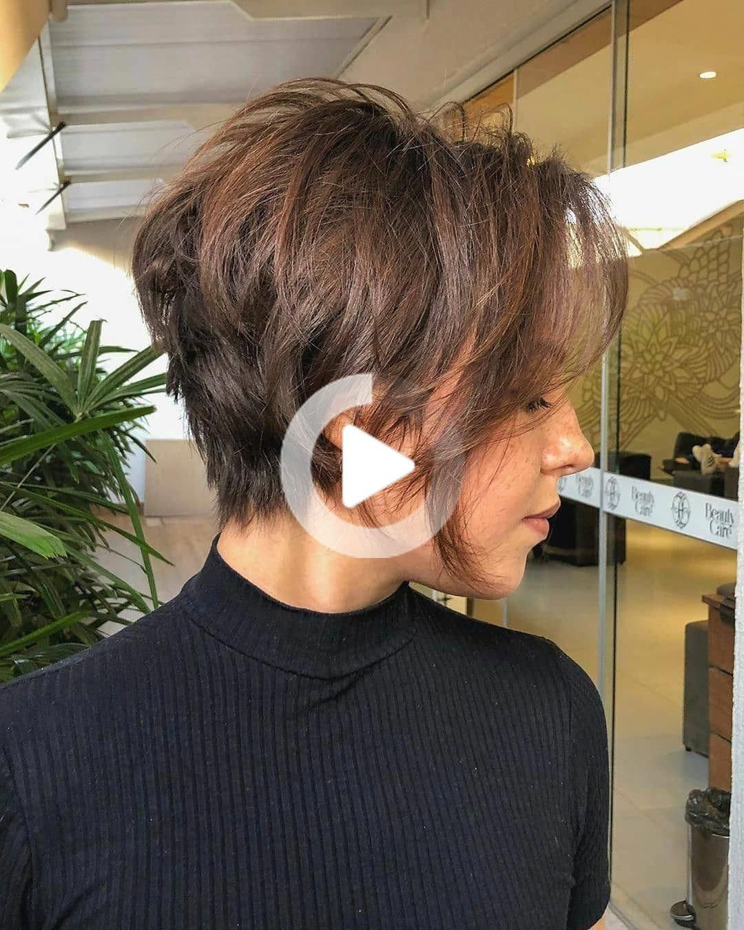 52 Gorgeous Short Haircuts For Women 2020 Short Haircuts For Fine Hair Short Haircuts For Thick Hair Beste Kapsels