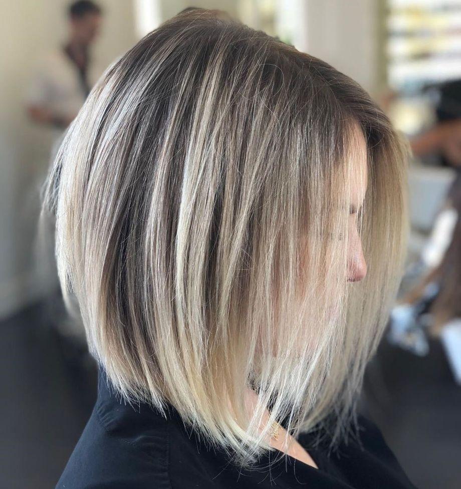 Dun Gemiddelde Haar Kapsels Kapsels Voor Dun Haar Medium Lengte Perfecte Van Voor Hair Styles Medium Length Hair Styles Medium Hair Styles