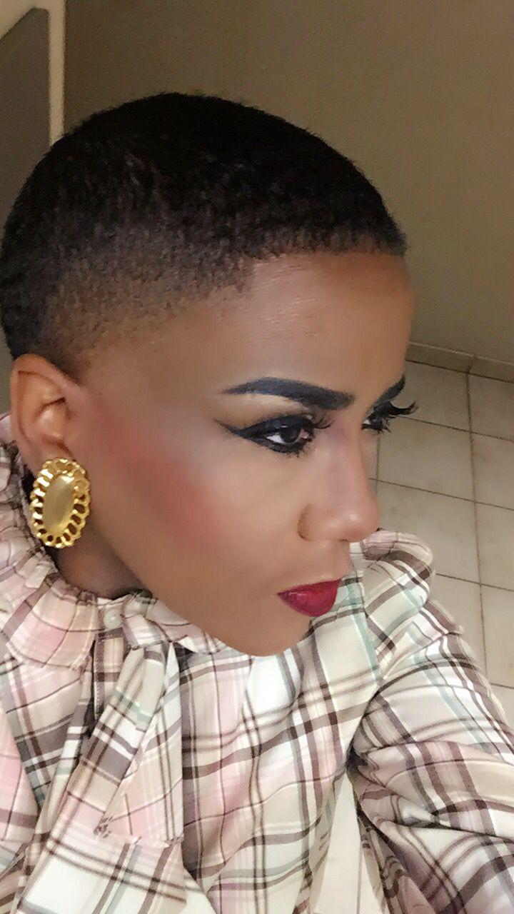 Pin Op Afro American Hair Styles