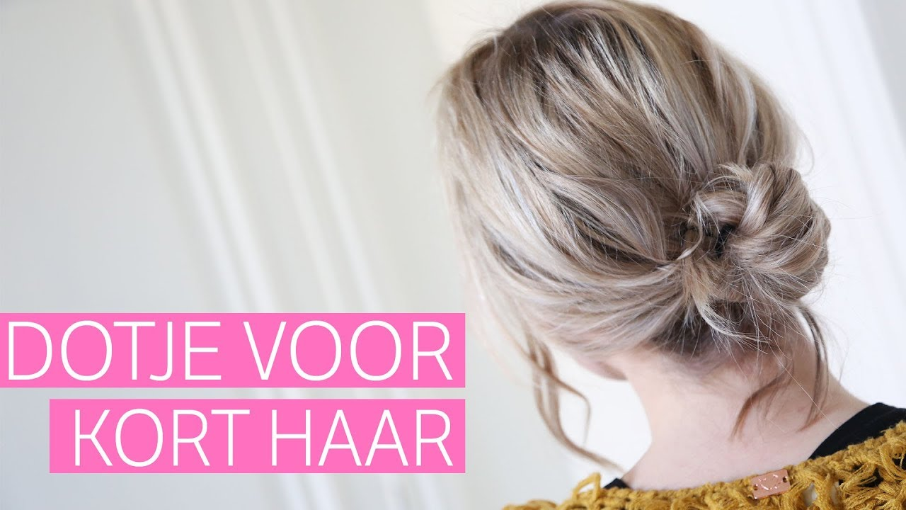 How To Nonchalant Dotje Met Een Twist Youtube