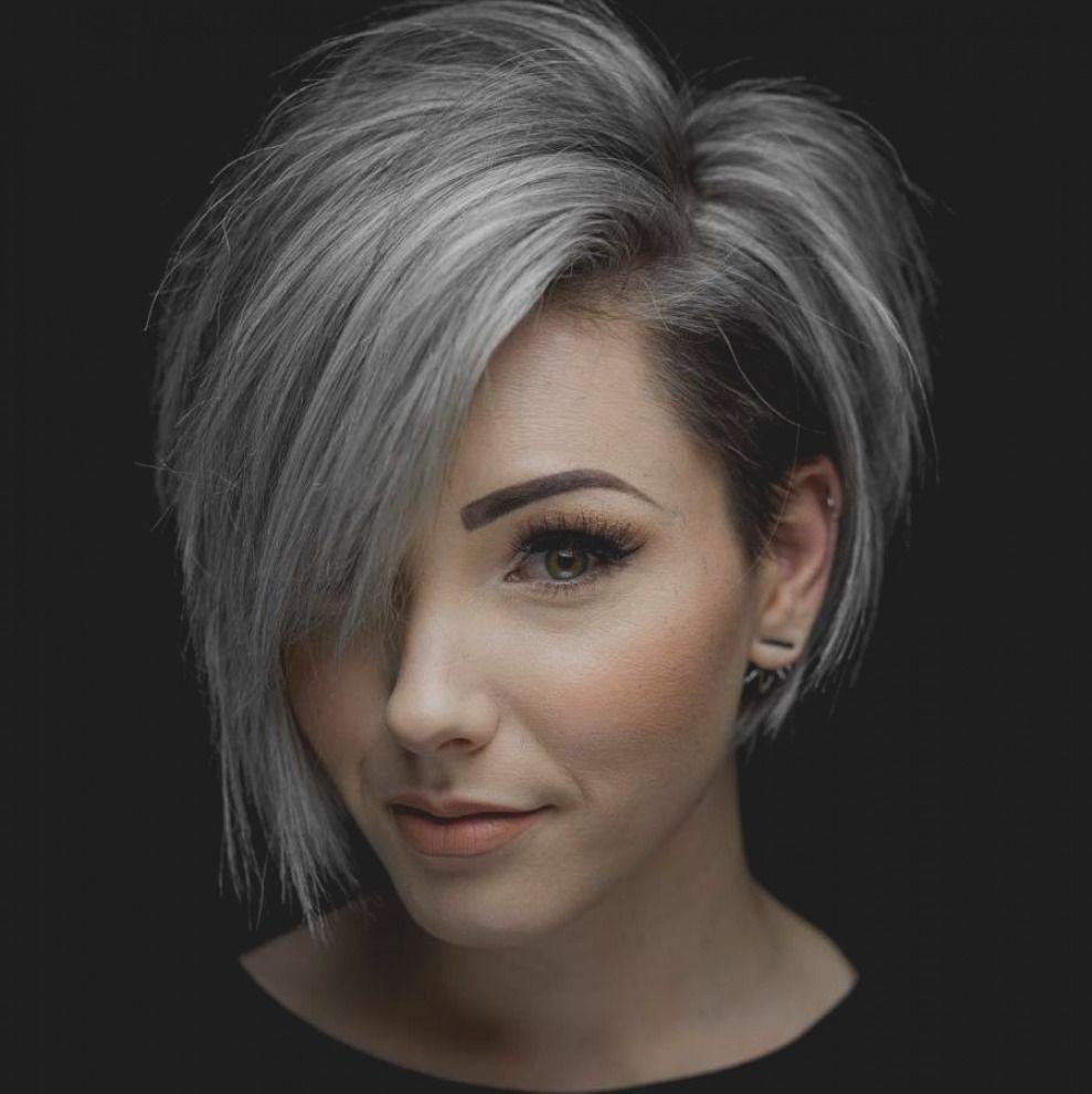 Galerij 2018 Korte Kapsels Dun Haar Dames Stijlen Short Hairstyle 67 Kapsel Pinterest Haartrends Kapper Kapsels Asymetrische Kapsels Kort Haar
