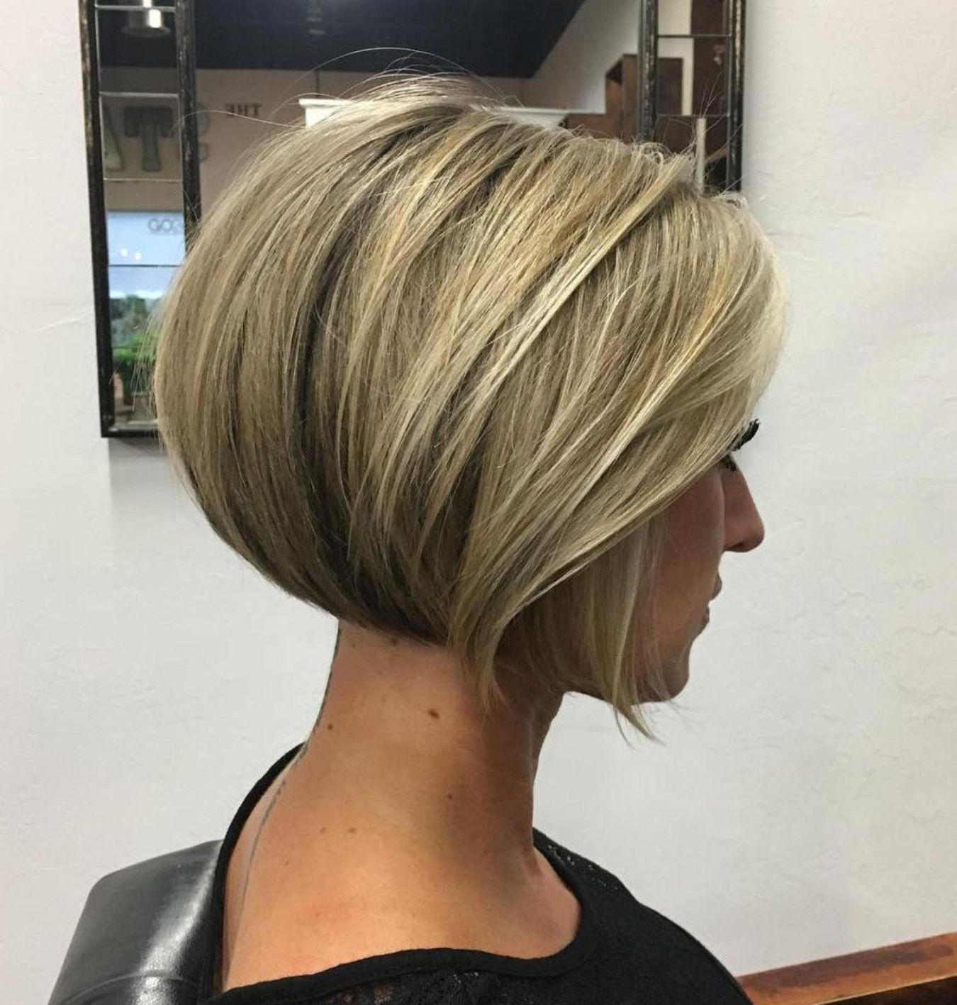 100 Mind Blowing Short Hairstyles For Fine Hair Kapsels Kort Carre Kapsel En Kapselideeen