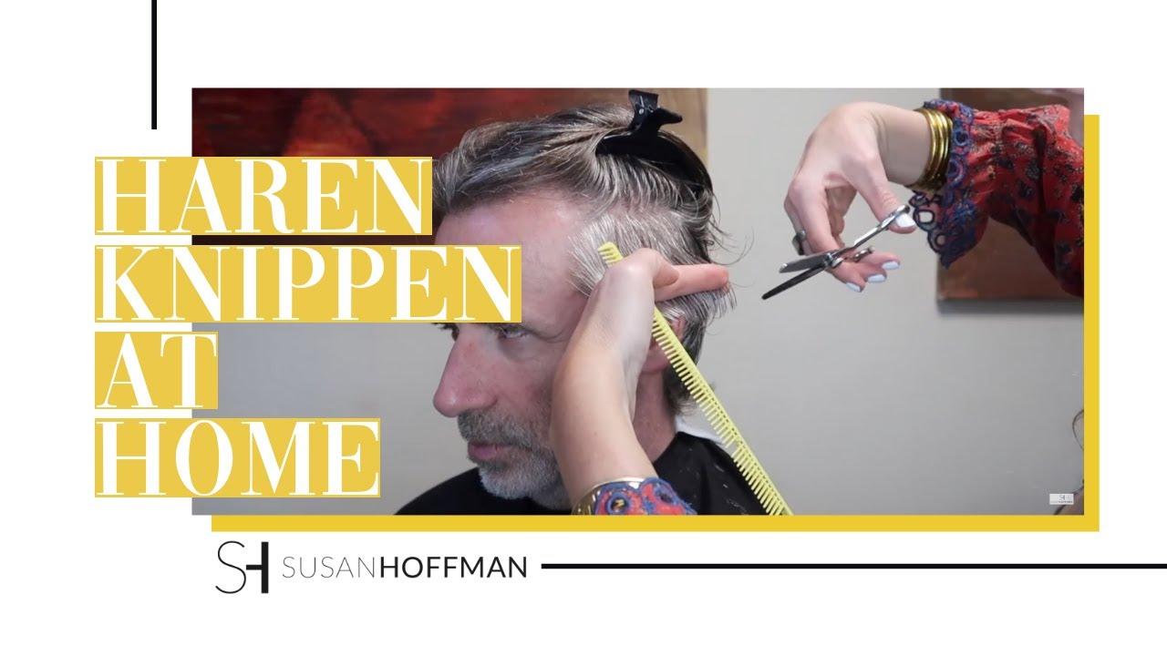 Thuis Je Haar Knippen Hair Youtube