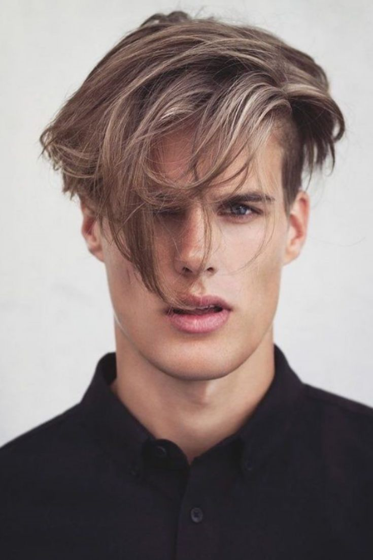 Everything You Need To Know About Hair Color For Men Men Hair Color Mens Hair Colour Brown Hair Men