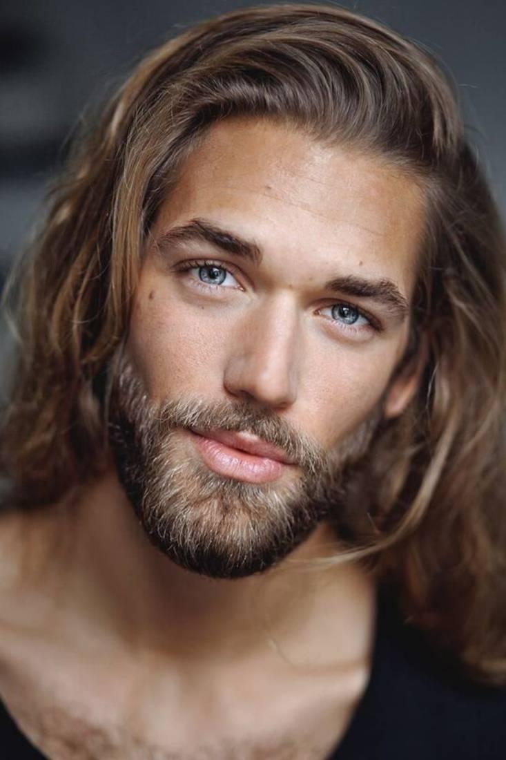 55 Sexy Kapsels Voor Mannen Met Lang Haar