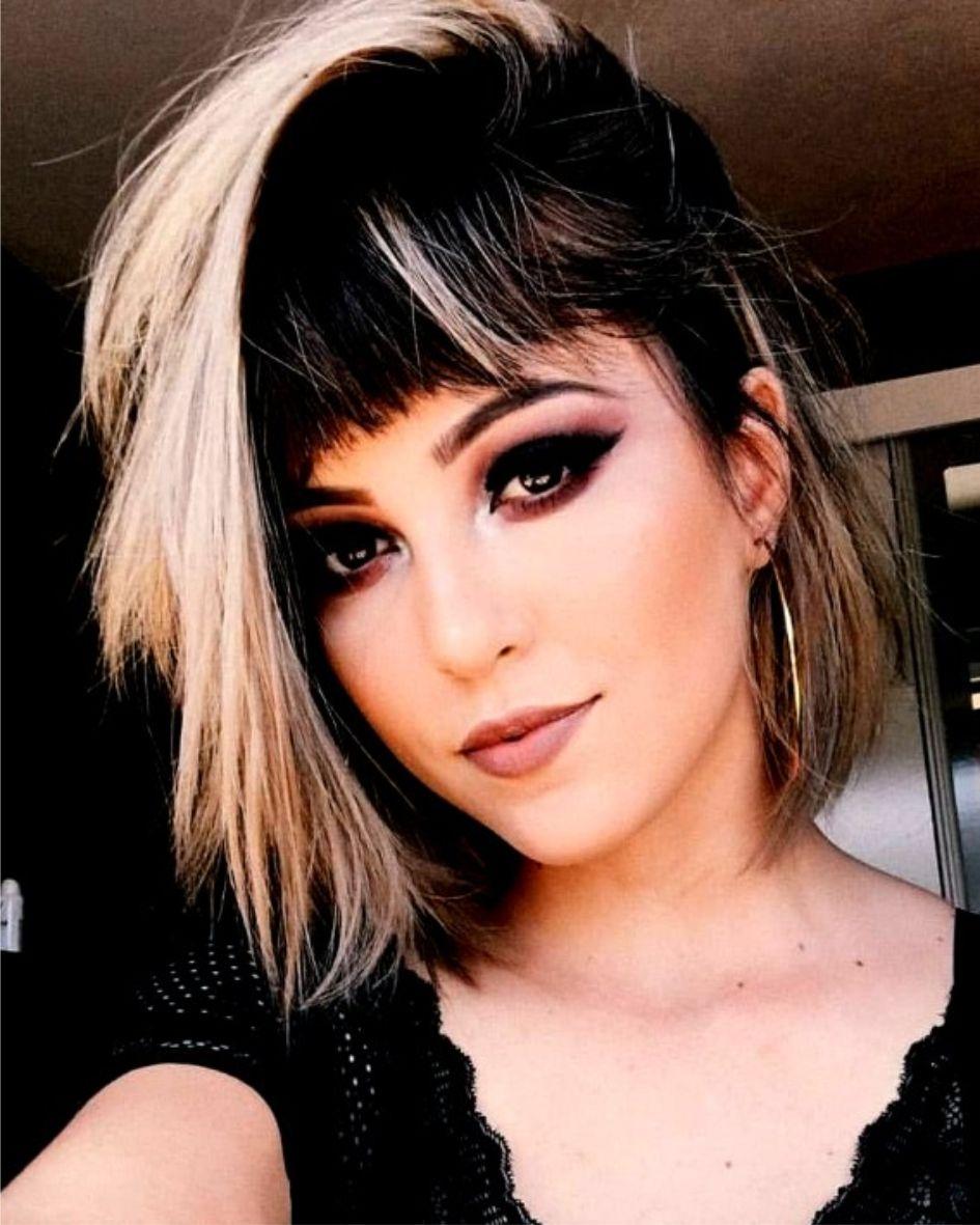 Prachtige Haarstijl Voor 2019 Kapsels Voor Vrouwen 2019 Blond Gekleurd Halflang Winter Zw Halflange Krullend Kapsels Kapsels Kapsel In Laagjes Geknipt