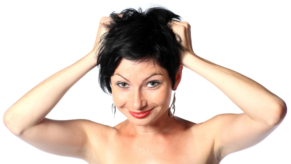 Kapsels Voor Dik Haar