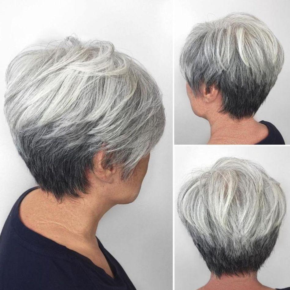 Pin Op Short Thick Hair