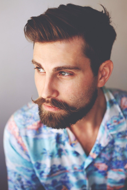 Beards Ftw Photo Bebaarde Mannen Herenkapsels Baard