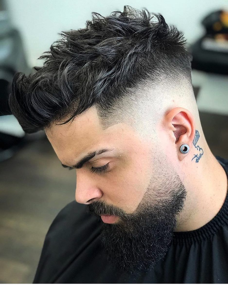 Be Sure To Follow 4hairfashion For More Hairstyles Youtub Hair Styles Fade Haircut Quiff Hairstyles
