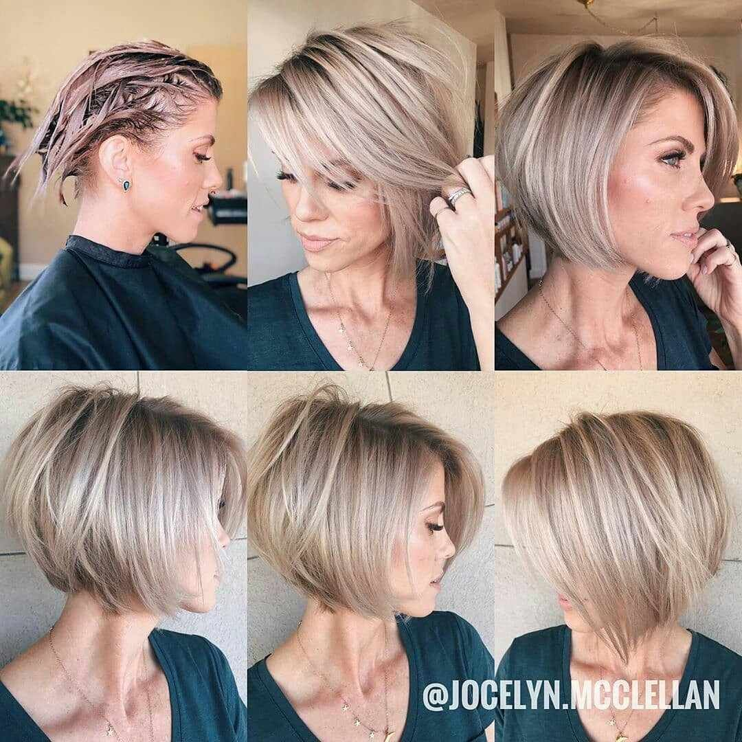 2020 Is The Year Of Beautiful And Changeable Pixie Bob Hairstyles Short Hair Trends Short Hair Styles Hair Styles