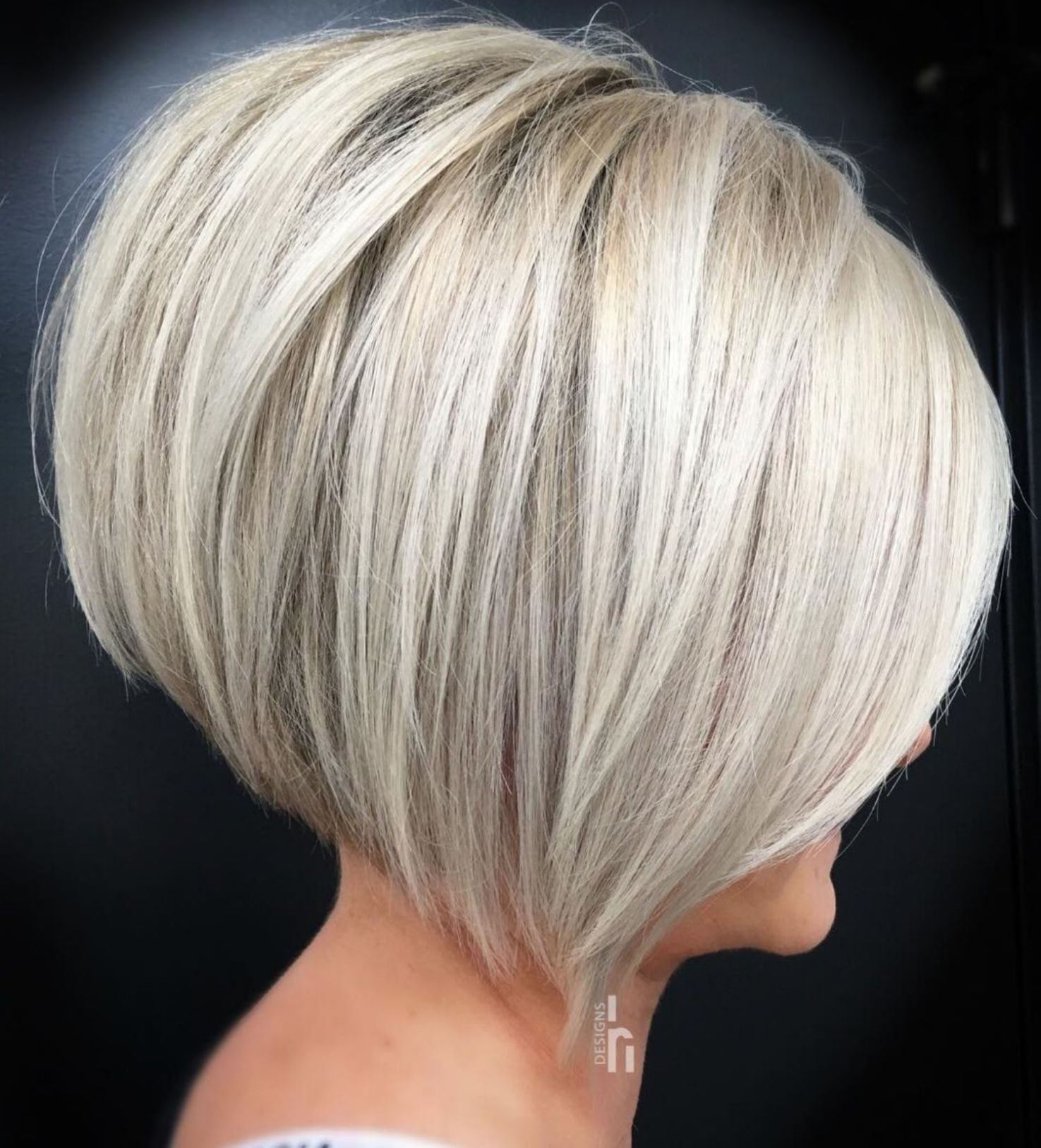 The Full Stack 50 Hottest Stacked Haircuts Kapsels Kort Haar Kapsels Kapsels Voor Kort Haar