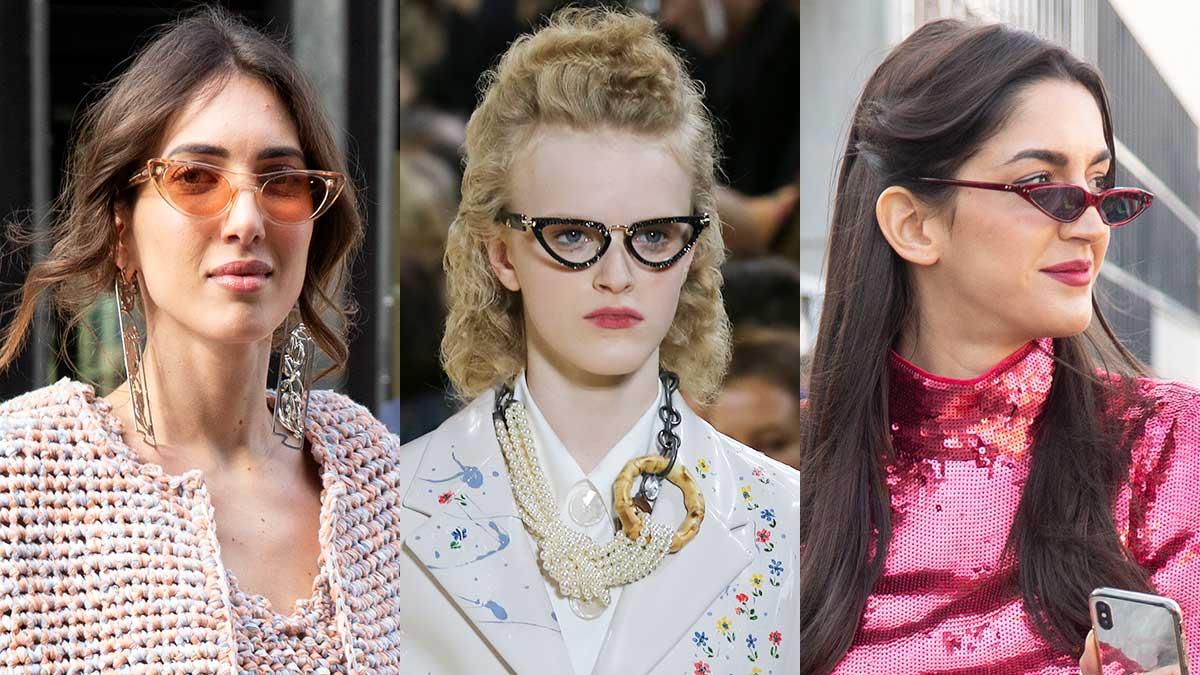 Brillen Trends 2020 Brillen En Zonnebrillen In Jaren 50 Stijl Trendystyle