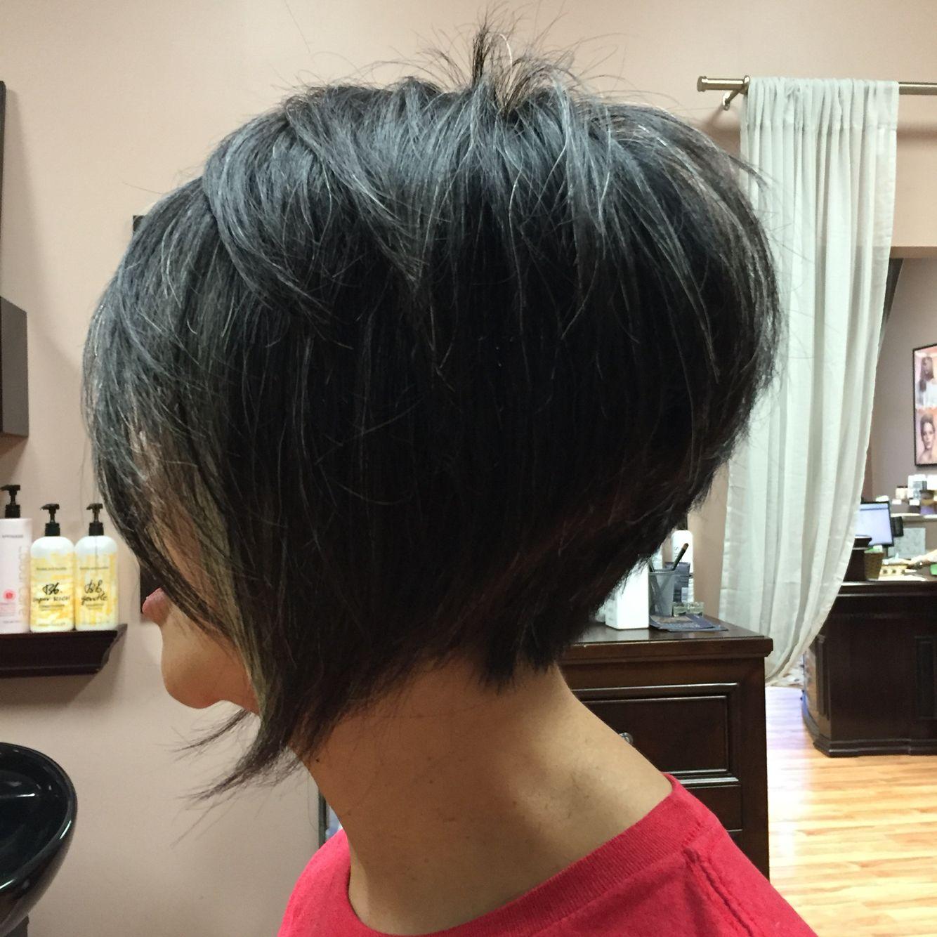 Posh Haircut Done By Kimmy At Modern Tekniques In Shrewsbury Kort Haar Kapsels Kapsels Korte Kapsels