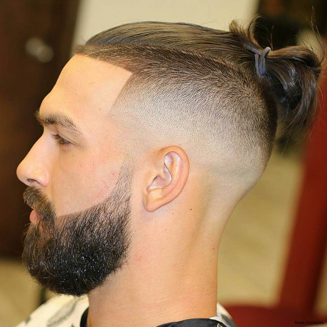 25 Bun Hairstyles For Men To Look Stylish And Smart Hairdo Hairstyle