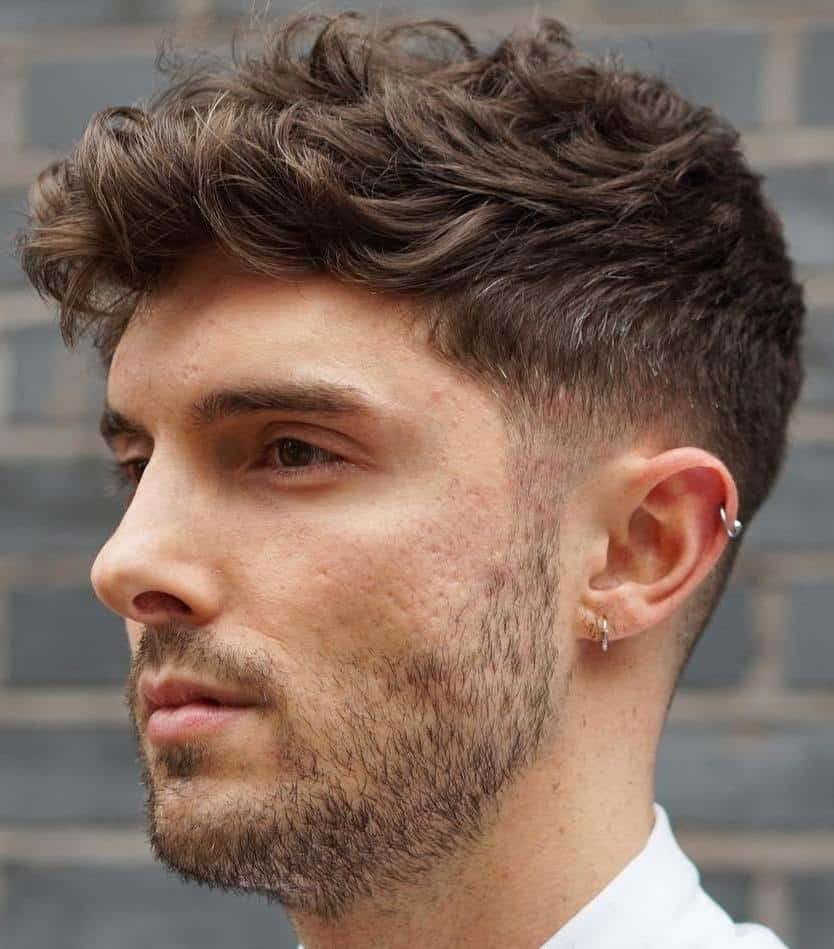 15 Mens Hairstyle For Thick Hair Beautiful Ideas For 2018 Hairdo Hairstyle