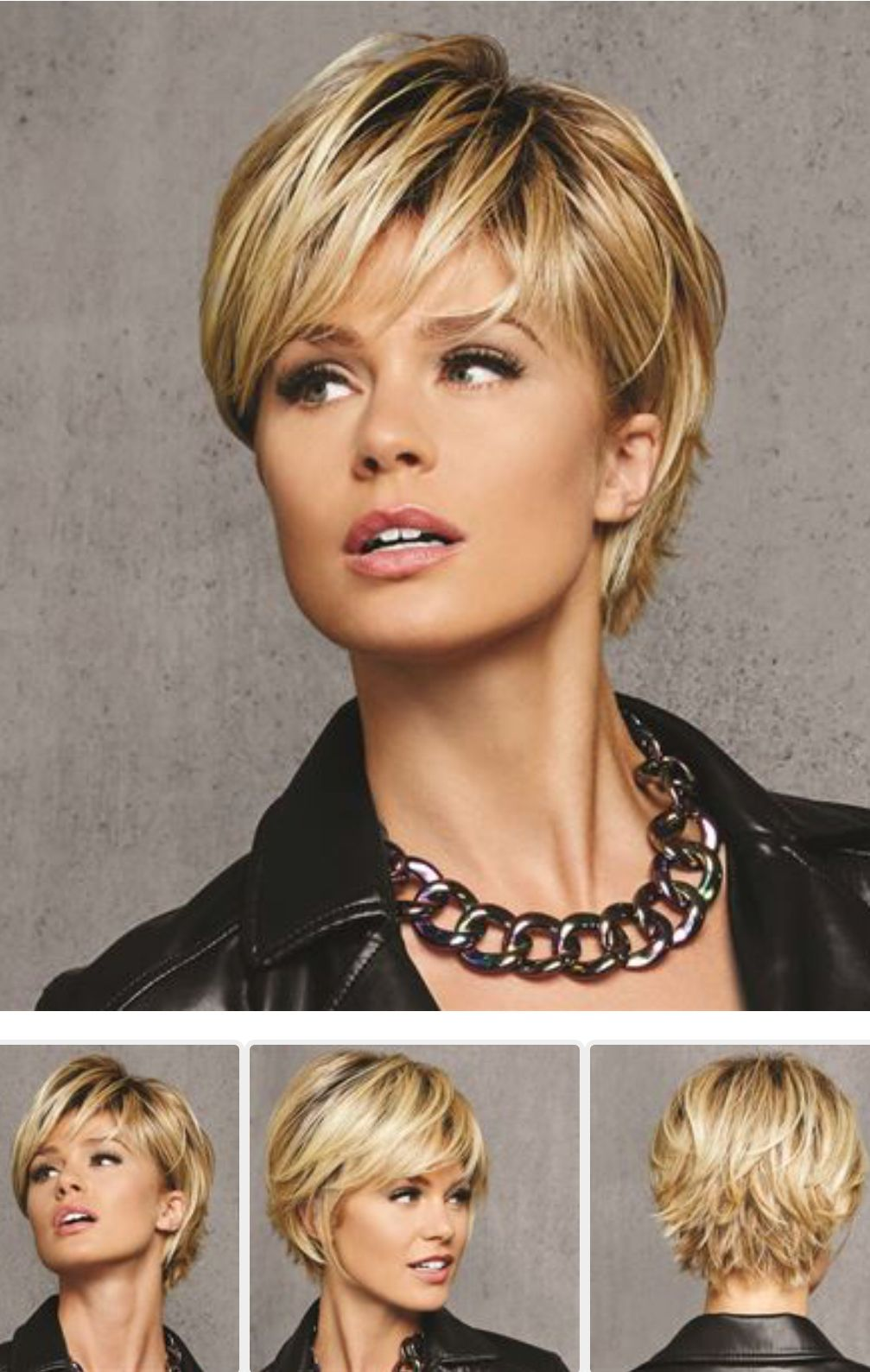 For When I Start Growing Out My Pixie Kapsels Voor Kort Haar Kapsels Kort Haar Mode