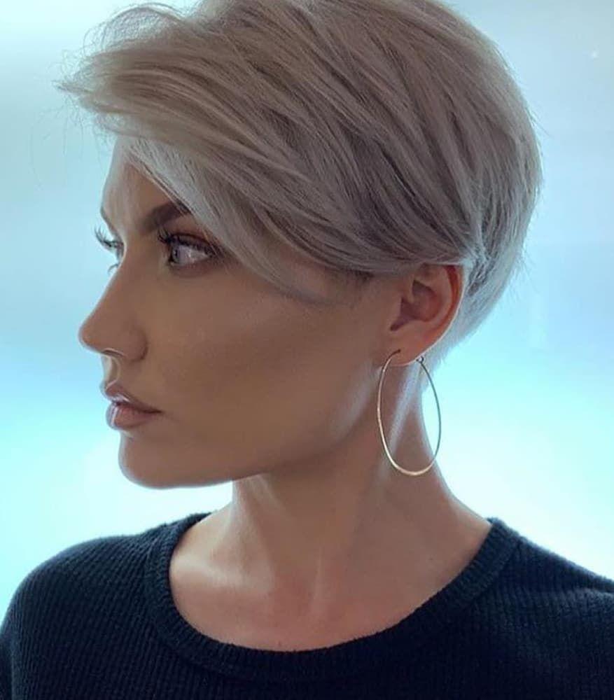 14x Super Vrouwelijk Korte Kapsels Korte Kapsels Kurzhaarfrisuren Haarschnitt Kurz Frisuren Kurz