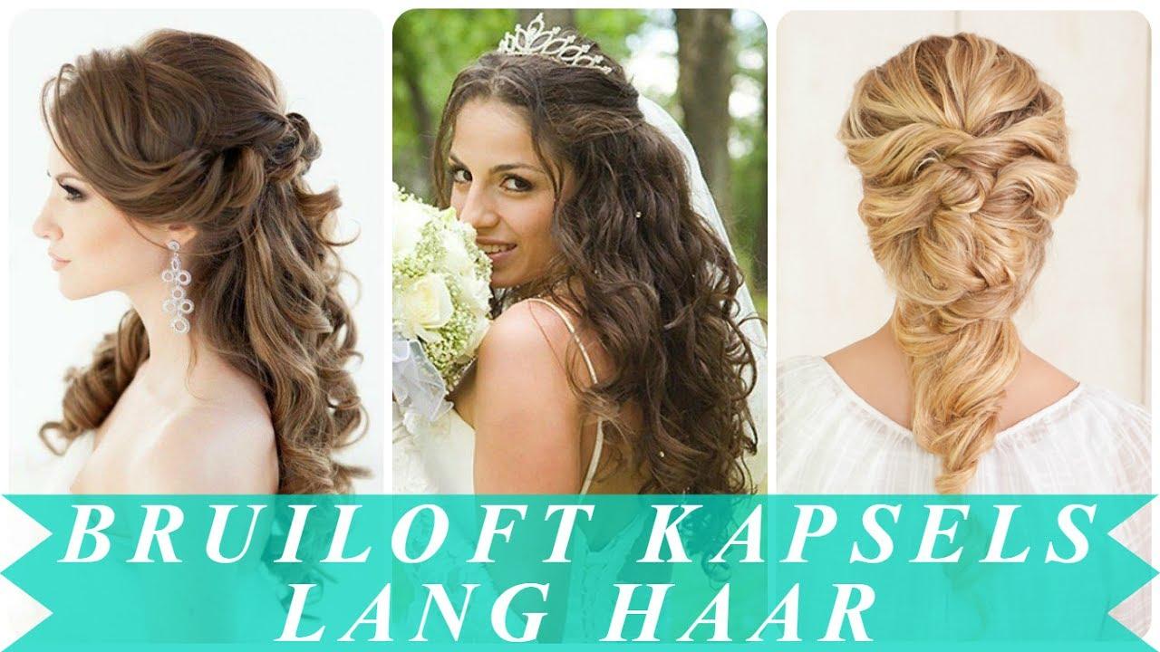 Stoere Kapsels Lang Haar Bruiloft Youtube