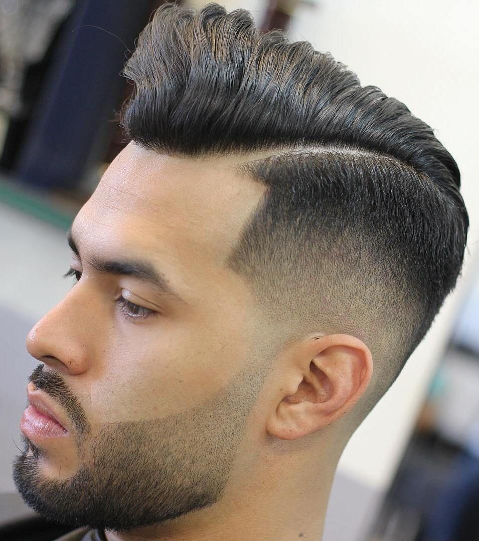 Pin Op Heren Haarstijlen