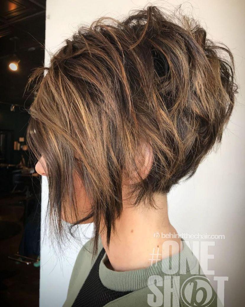 Pin En Short Hair Styles