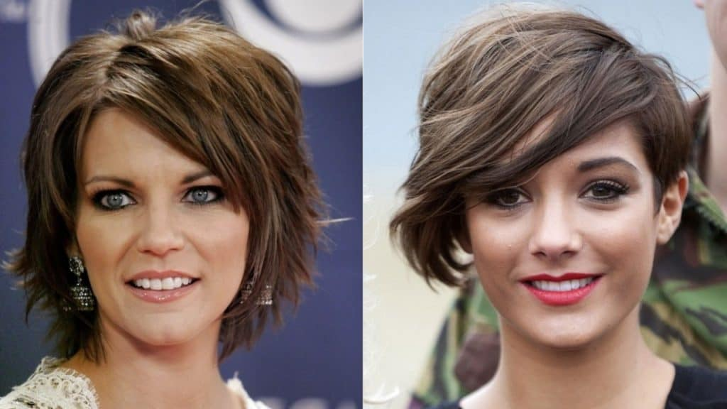 Short Hairstyles For Thick Hair 15 Classy And Elegant Ideas Hairdo Hairstyle