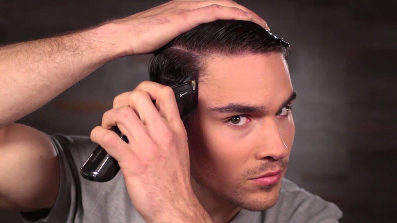 Pro Power Tondeuse Tutorial Twee Verschillende Haarstijlen Voor Mannen Youtube