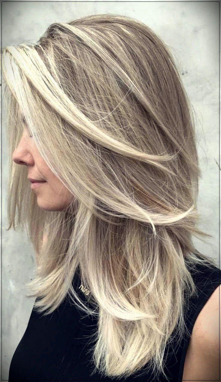 Trendy Haircut Waterfall 2019 Ideas For The Elegant Image Met Afbeeldingen Half Lang Haar Kapsels Lang Haar Laagjes Stijl Lang Haar Kapsels