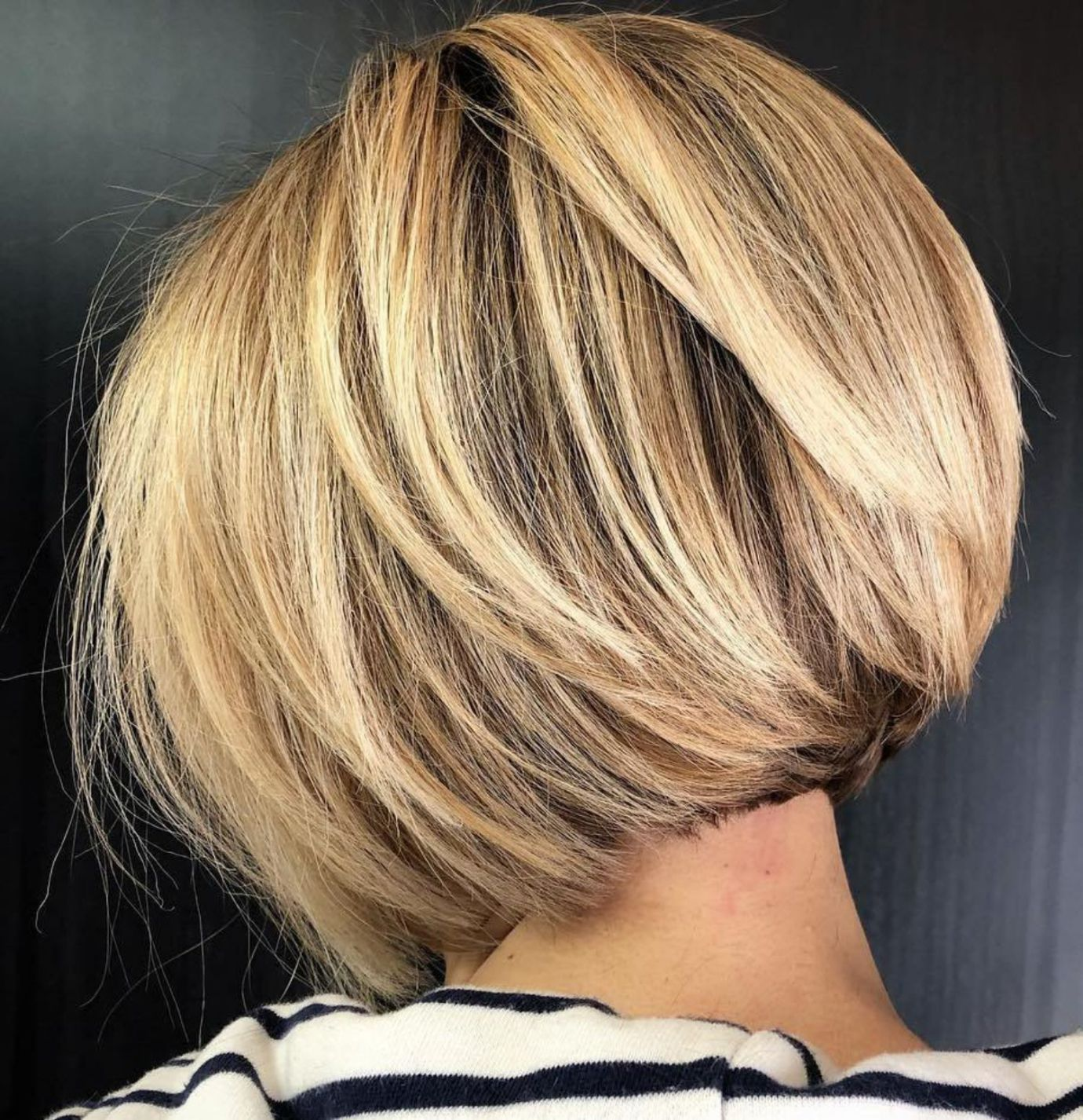 60 Layered Bob Styles Modern Haircuts With Layers For Any Occasion Kapsels Kort Haar Kapsels Kapsels Voor Kort Haar