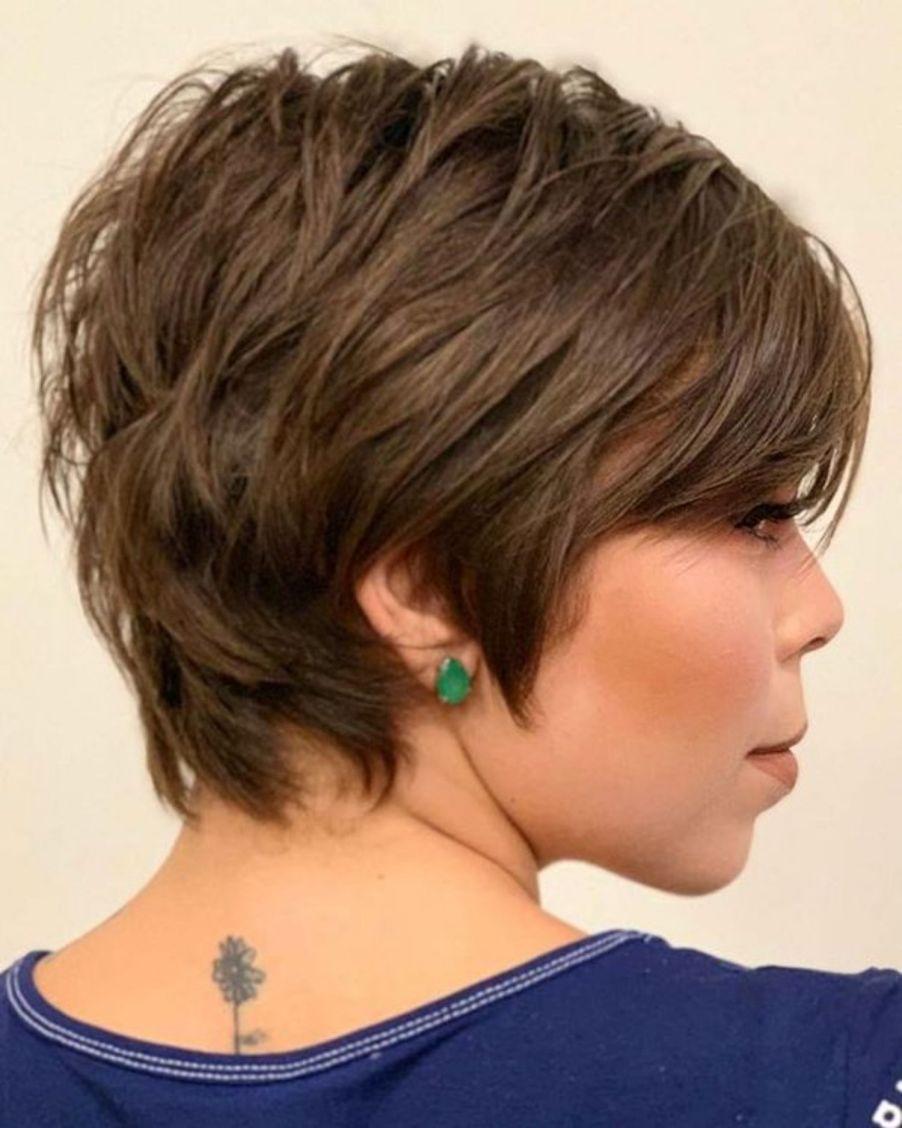 Gallery In 2020 Korte Kapsels Voor Fijn Haar Kapsels Kapsels Voor Kort Haar
