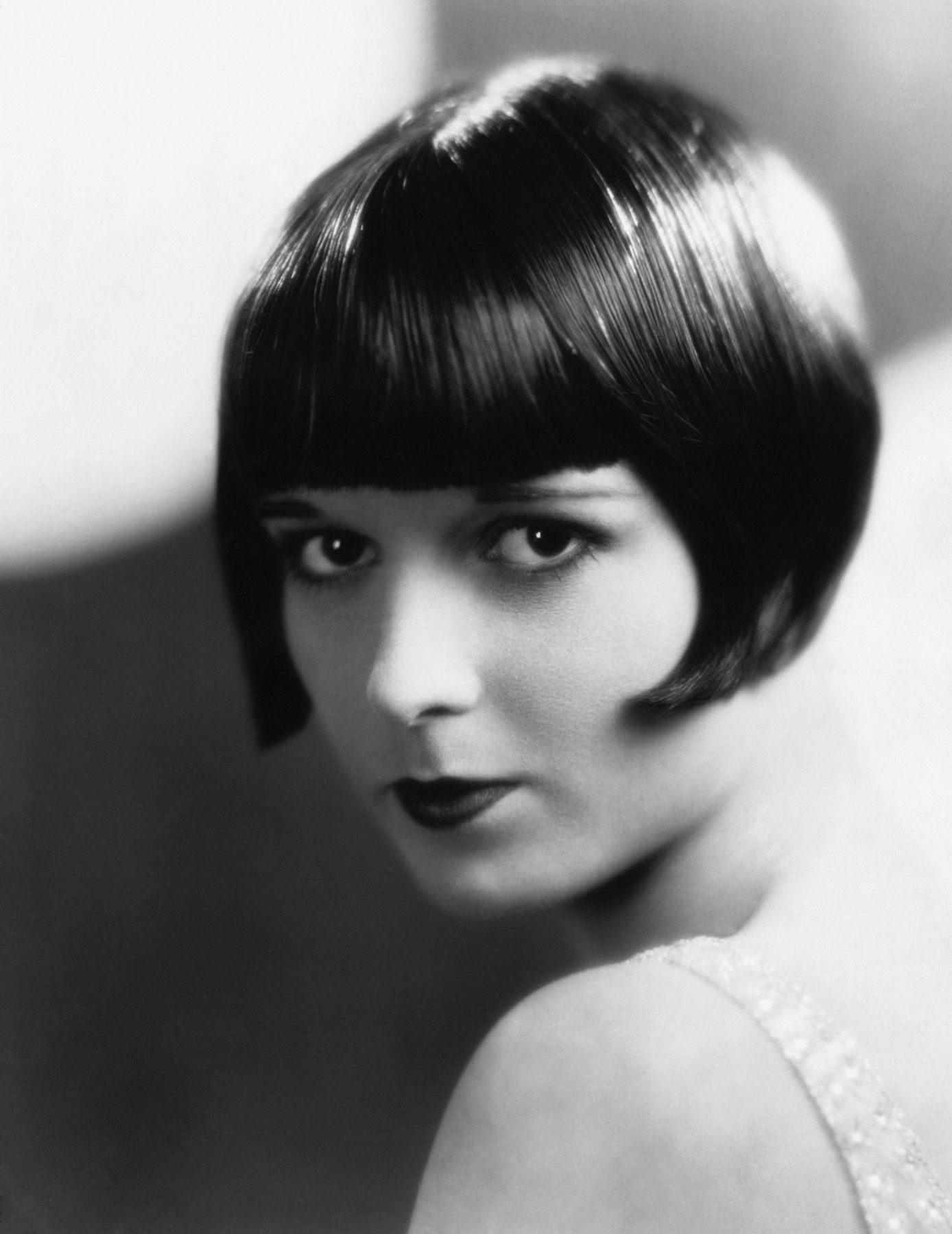 Louise Brooks Annex2 Vintage Hairstyles 1920 S Hairstyles Louise Brooks