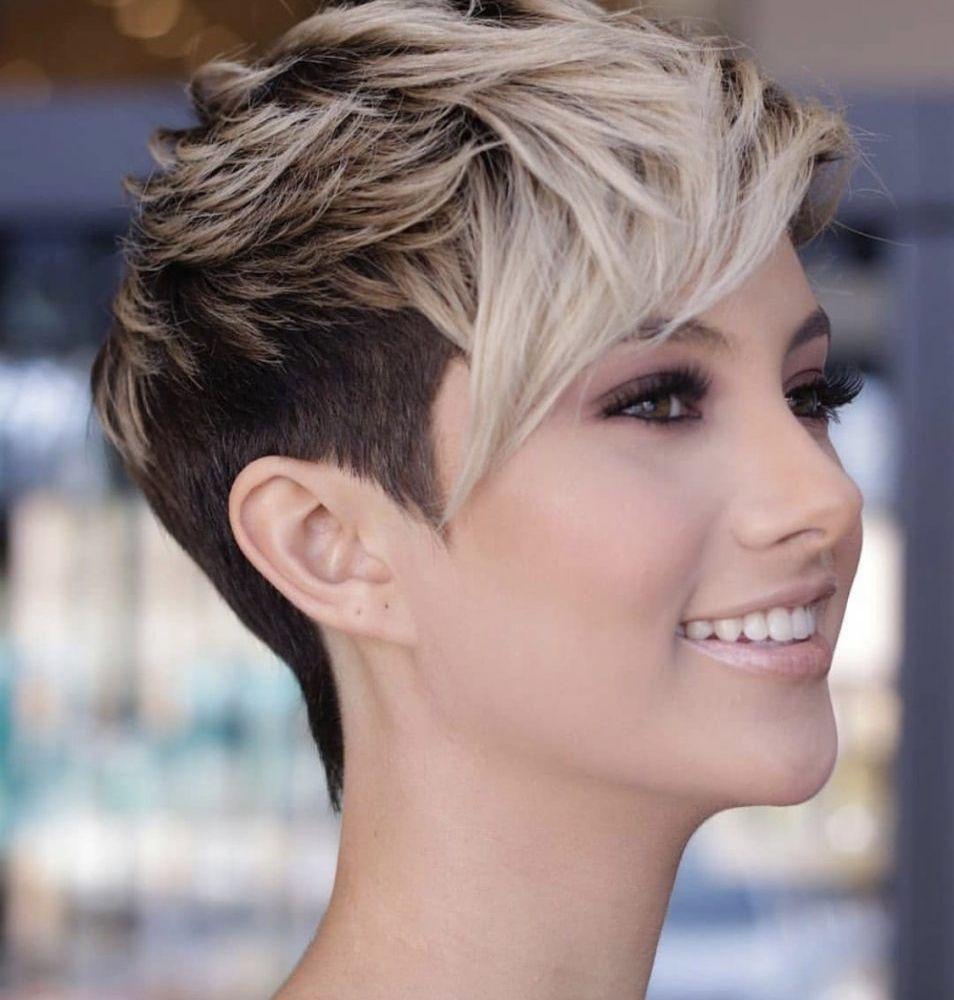 11x Super Trendy En Stijlvolle Korte Kapsels Korte Kapsels Pixie Kapsels Kapsels Kapsels Voor Kort Haar