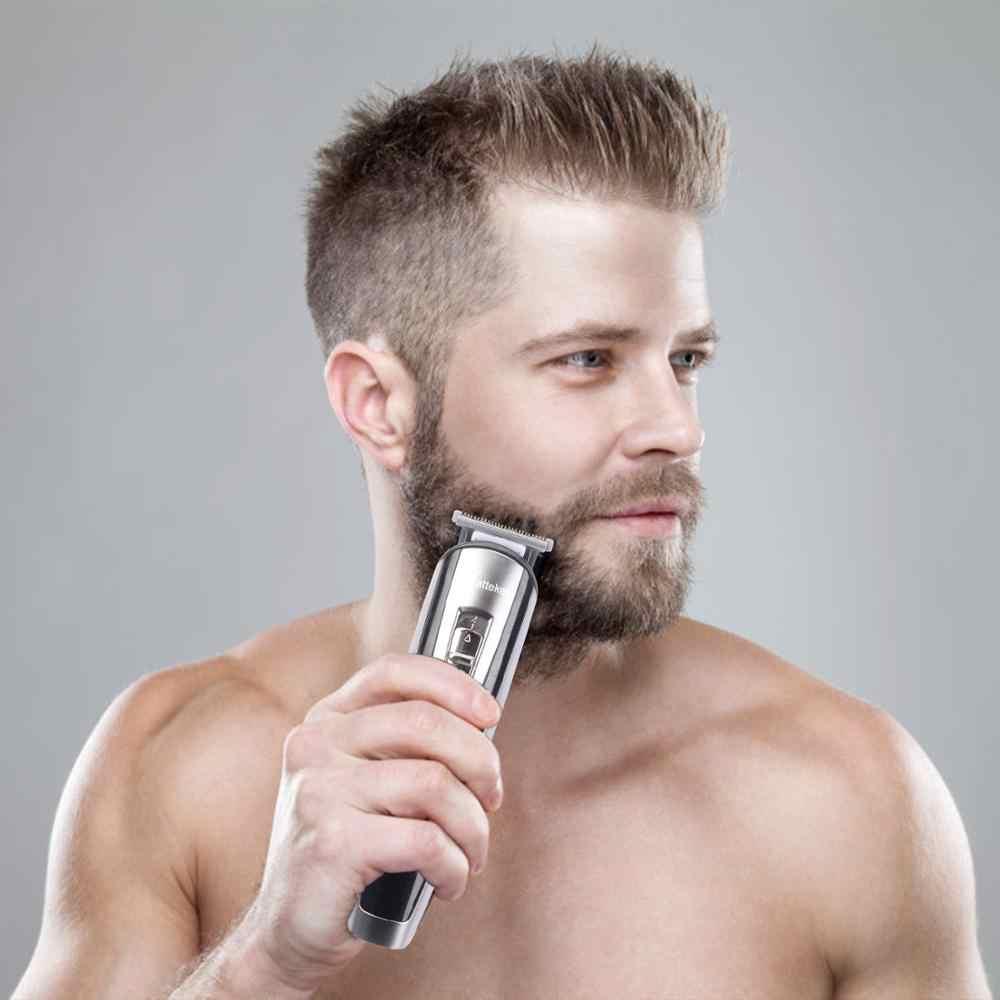 Hatteker Professionele Tondeuse Waterdicht 5 In1hair Tondeuse Elektrische Haar Snijmachine Baard Trimer Body Mannen Kapsel Haartrimmer Aliexpress