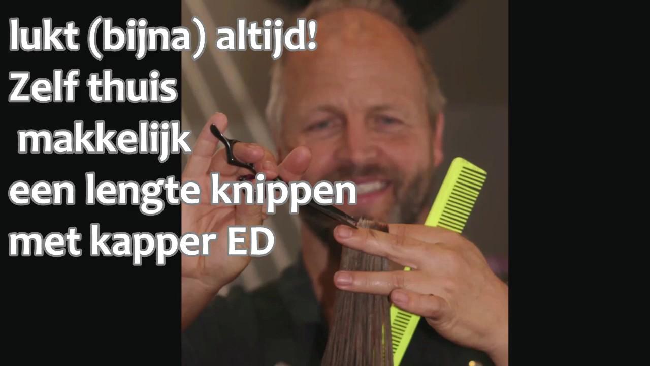 Tip 16 Help Hoe Kan Ik Zelf Een Met Tondeuse Een Kort Mannen Kapsel Thuis Knippen Howto Video Youtube